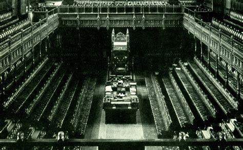 layout of house of commons chamber blog