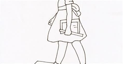 coloring page for ruby bridges coloring sheet for black history month ruby bridges ruby