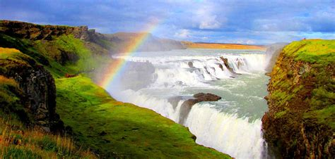 jet boat up waterfall golden circle jet boat ride sightseeing adventure on
