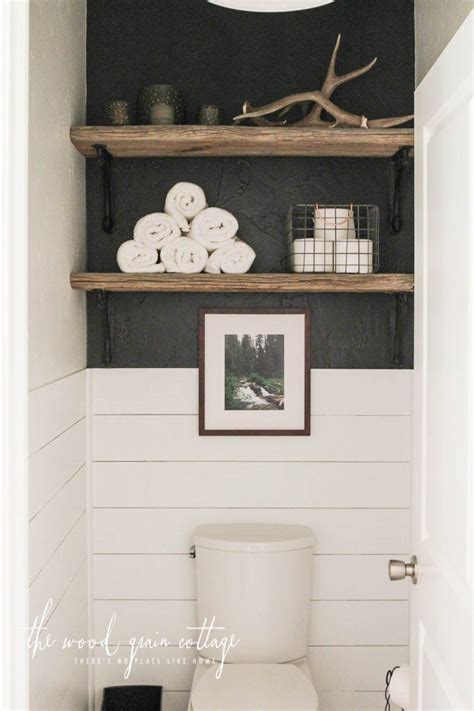 decorate bathroom shelves 17 best ideas about shelves above toilet 2017 on