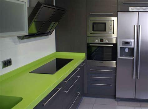 encimeras de cocina usadas encimeras para cocinas cocina mini con tambin son muy
