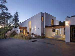 Houses In The Hills World Of Architecture Modern Beverly Hills House Wood