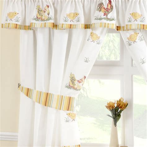 Kitchen Curtains Uk Rooster Kitchen Curtains Kitchen Curtains Curtains Linen4less Co Uk
