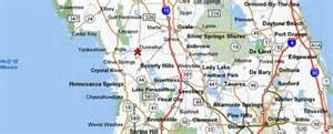 where is dunnellon florida on the map eco minded september 2006