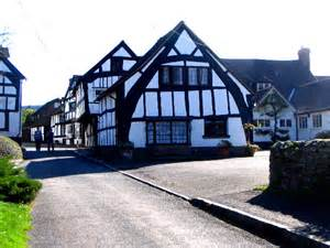 file cruck building weobley herefordshire geograph org