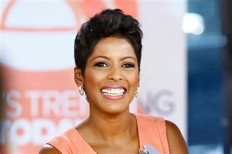 what does tamron hall use on her face putthenailinit tamron hall creates fund for domestic