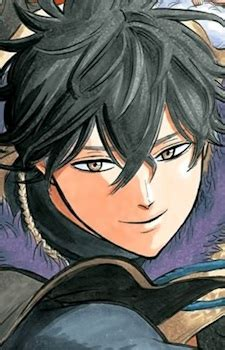 Myanimelist Black Clover by Yuno Black Clover Jump Festa 2016 Special Pictures