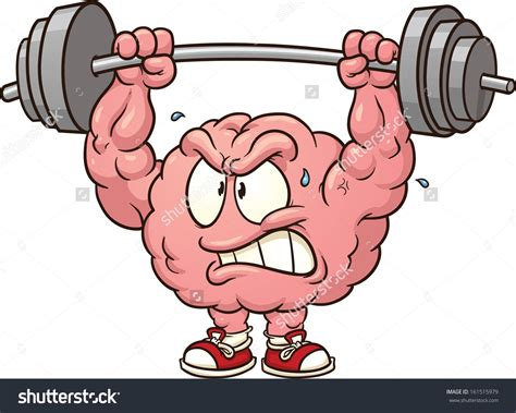 brain clipart brain power clipart 18