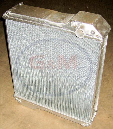 Re Aluminium 3185 by Jcb Fastrac Radiators Search The Catalogue