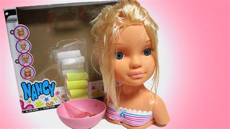 How To Comb My Girl Doll Hair Hairbrush Hairstyle Dolls | how to comb my girl doll hair with hairbrush