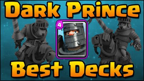 clash royale best arena 7 decks and attack strategy with prince w prince pekka hog