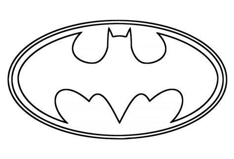 batman sign coloring page batman coloring page coloring pages of the batman symbol