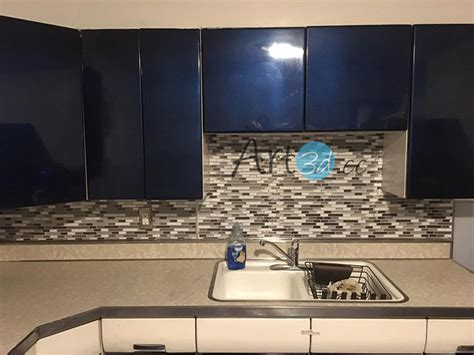 6 pieces peel and stick tile vinyl kitchen backsplash 6 pieces peel and stick tile vinyl kitchen backsplash