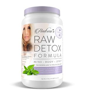 Missing Link Detox by Supplements Andrea S Detox Formula Welcome To