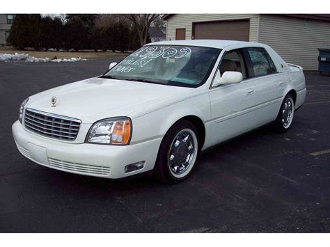 Cadillac 2001 For Sale by 2001 Cadillac For Sale Classiccars Cc 1083463
