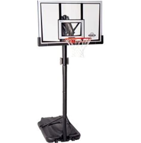 lifetime 52 quot portable basketball hoop s sporting