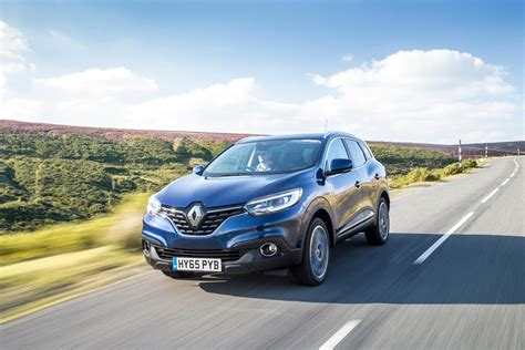 Renault Kadjar Review 2015