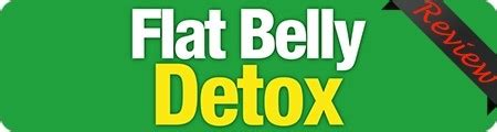 Flat Belly Detox Scam by Flat Belly Detox Review Does It Really Work