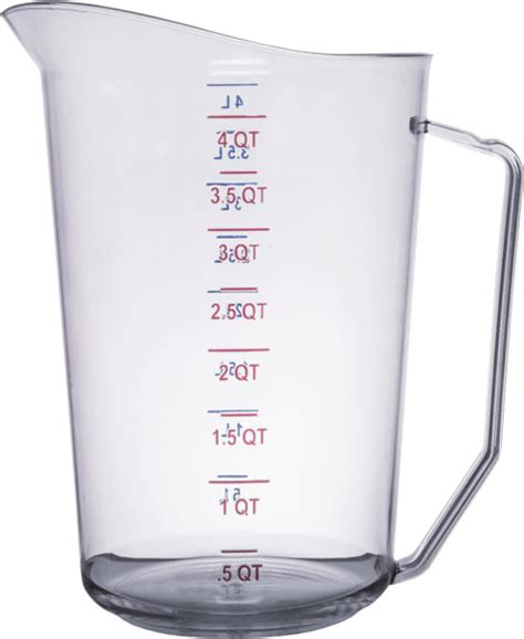 Blender Neo National camwear measuring cup 4 quarts twincity