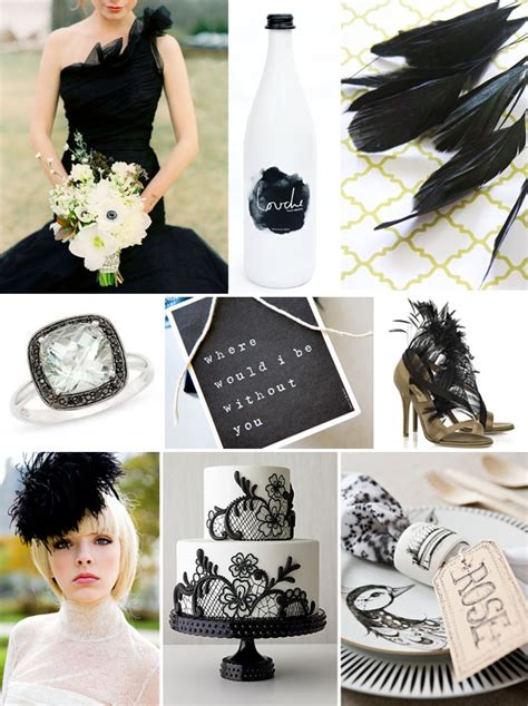 themes in black swan black swan wedding theme