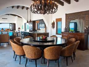 12 Person Dining Room Table Casa La Laguna Los Cabos Luxury Beachfront Villa