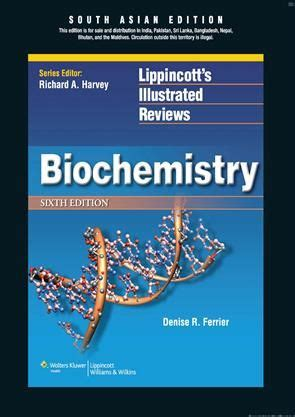 reference book biochemistry lippincott biochemistry 6th edition http www meripustak lippincotts illustrated reviews