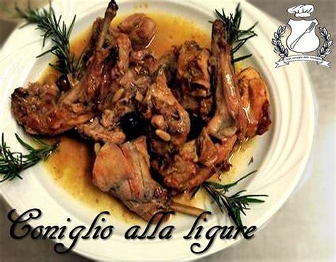 cucinare coniglio alla ligure coniglio alla ligure ricetta