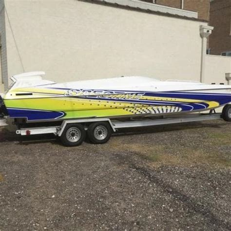 spectre boats for sale used spectre high performance boats for sale boats
