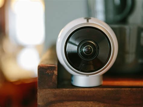 these indoor cameras take home security to the next level