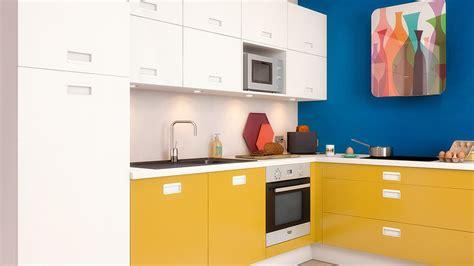 cuisine blanche et jaune cuisine blanche pourquoi la choisir maison