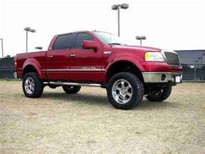 buy used lifted 2007 ford f150 lariat supercrew 4x4 in