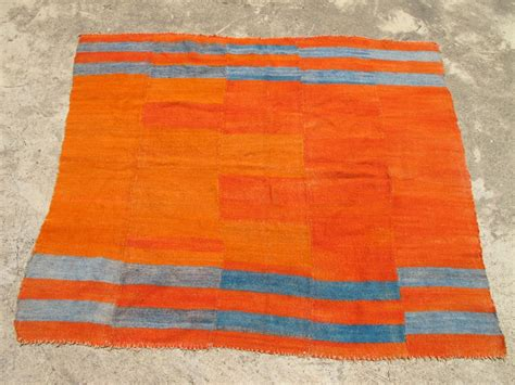 heavy rugs antique tibetan rug heavy textile it is wool and large and heavy 6ft x 8ft zigzag