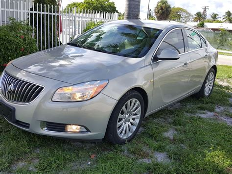 used 2011 buick regal used 2011 buick regal for sale by owner in fl 33084