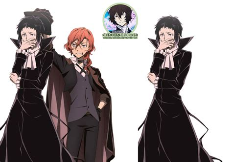 bungou stray dogs chuuya render chuuya akutagawa bungou stray dogs by ginkochan ediciones on deviantart