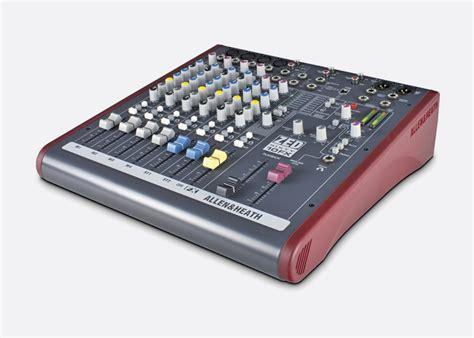 Mixer Allen Heath Zed 10fx allen heath zed 60 10fx mixer 4x mic line 2x stereo fx