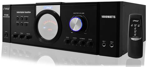 pylehome pt home  office amplifiers