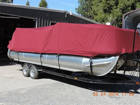 pontoon boat quick covers pontoon covers