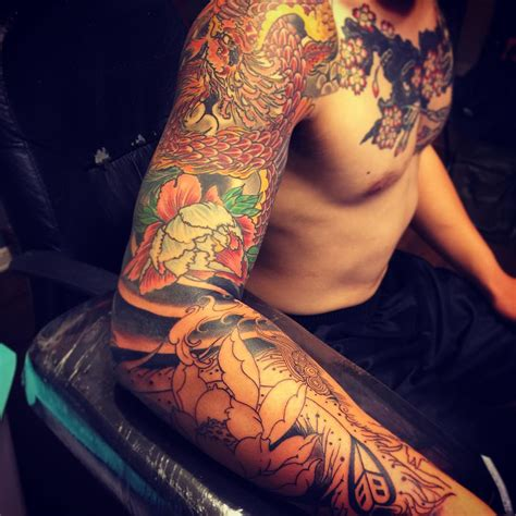 80 best phoenix tattoo designs amp meanings mysterious