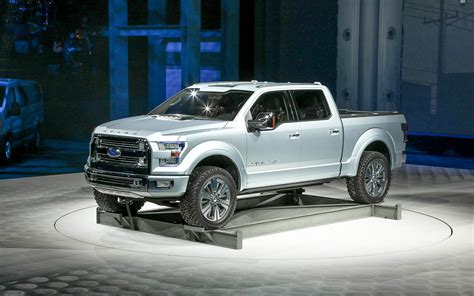 concept ford truck cars model 2013 2014 ford atlas concept