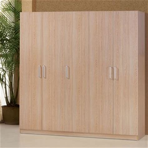 Oem Melamine Chipboard Cabinet Wardrobe Furniture