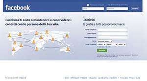 Come iscriversi a facebook lapaweb com