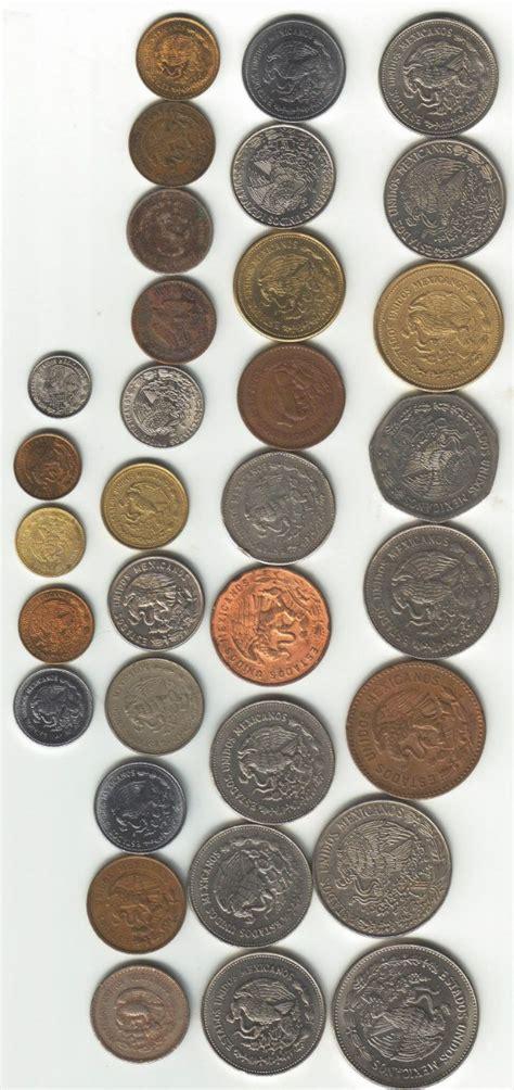 fotos revolución mexicana antiguas 33 monedas antiguas mexicanas impecables por lote op4