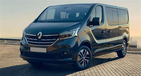 2019 Renault Trafic by Renault Trafic 2019 Facelift Everything We So Far