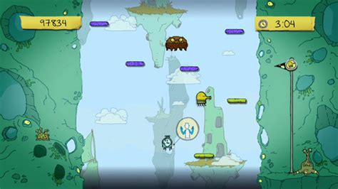 doodle jump kinect achievements doodle jump for kinect is now available on xbla on xbox 360