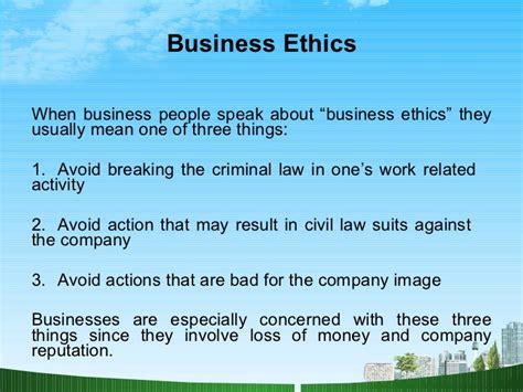 ethical business practice and regulation a behavioural and values based approach to compliance and enforcement civil justice systems books ethics value s ppt