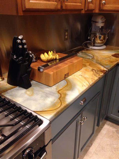 up of beautiful stonewood granite counter top