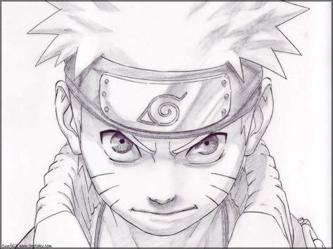 anime naruto drawing drawing anime cartoons would be fun