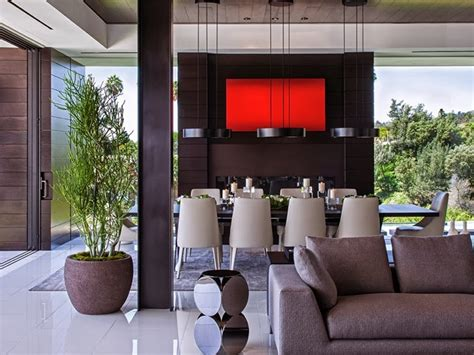 laurel  cliff view luxurious modern mansions
