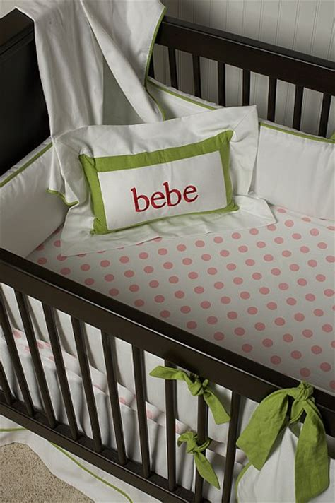 Discontinued Crib Bedding Discontinued Maddie Boo White Collection Crib Bedding