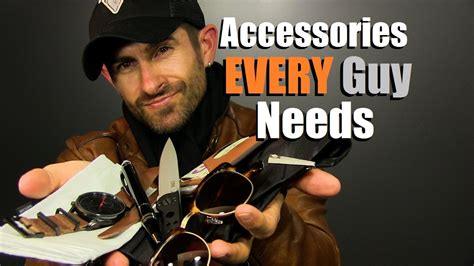 7 Great Rock Accessories For Guys by 10 Accessories Every Needs S Accessory Must